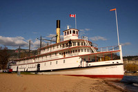 the S.S. Sicamous