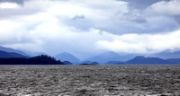 Quintissential view of Haida Gwaii from Sandspit